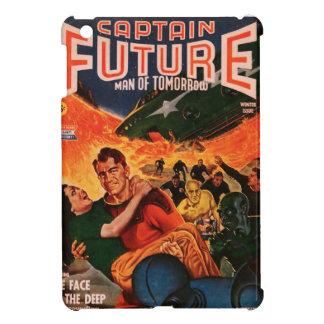 Captain Future and the Volcano Case For The iPad Mini
