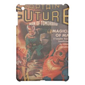 Captain future, Man of Tomorrow, Sum 1941 iPad Mini Covers