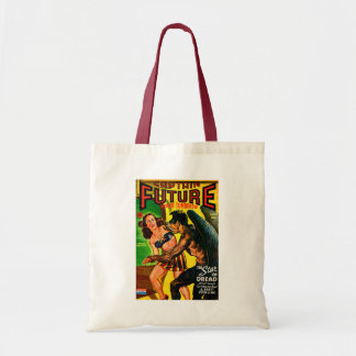 Captain Future - Star Dread! Canvas Bag