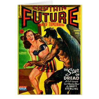 Captain Future - Star Dread! Card