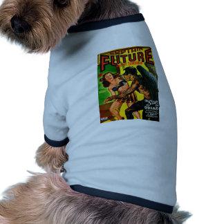 Captain Future - Star Dread! Pet Tee Shirt