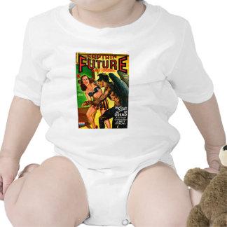 Captain Future - Star Dread! T Shirts