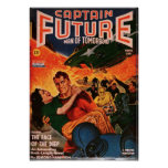 Captain Future -- The Face of the Deep Poster