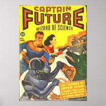 Captain Future -- The Triumphs of Captain Future Poster