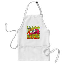 Captain Geech Adult Apron
