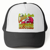 Captain Geech Trucker Hat