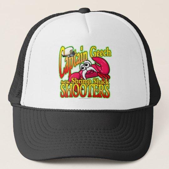 Captain Geech Trucker Hat
