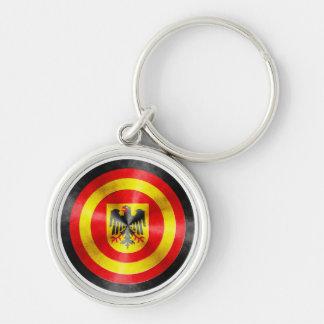 Captain Germany Hero Shield Key Chains