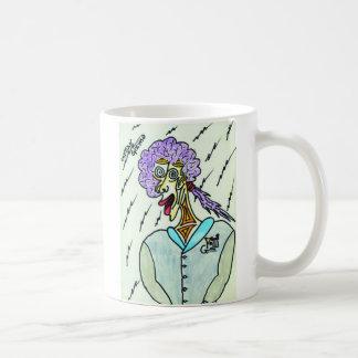 Captain Gizmo Classic White Coffee Mug