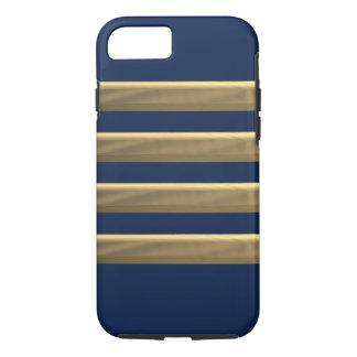 Captain gold stripes iPhone 8/7 case