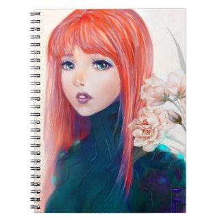 Captain Goldfish Notebook