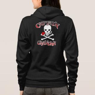 Captain Grandma Hoodie