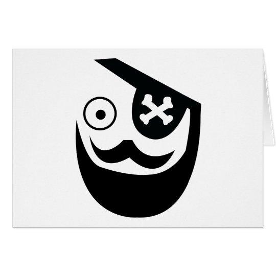 Captain Hank Card