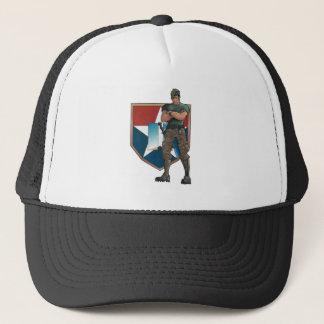 Captain Hawke Trucker Hat