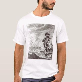 Captain Henry Morgan at the sack T-Shirt