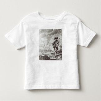 Captain Henry Morgan at the sack Toddler T-shirt