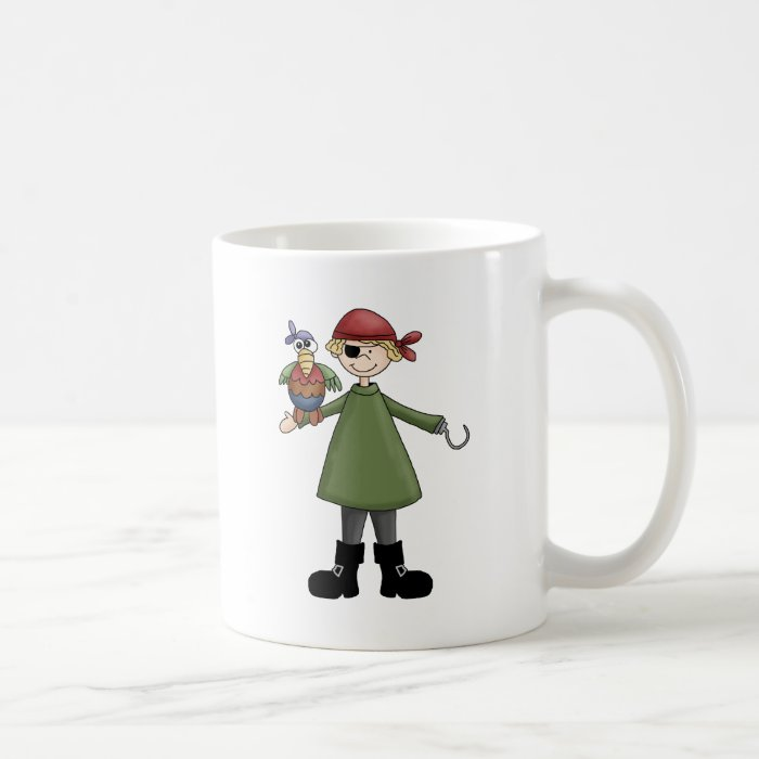 Captain Hook Coffee Mug