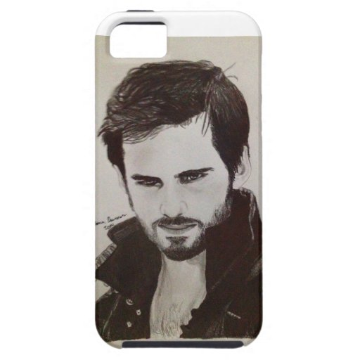 Captain Hook, Once Upon A Time iPhone Case iPhone 5 Cover