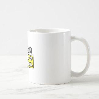 Captain .. I'm Kind of a Big Deal Classic White Coffee Mug