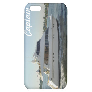 Captain iPhone 5C Covers