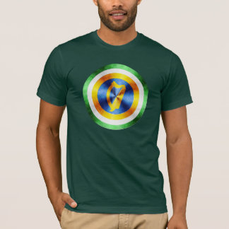 Captain Ireland Hero Shield T-Shirt