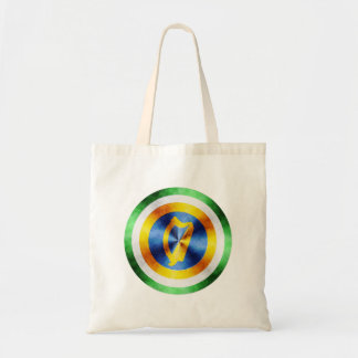 Captain Ireland Hero Shield Tote Bag