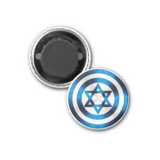 Captain Israel Hero Shield Magnet