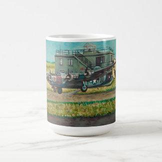 """""""Captain Jack Swayze Returns to Base"""" Seething UK Coffee Mug"""