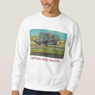 """""""Captain Jack Swayze Returns to Base"""" Sweatshirt"""