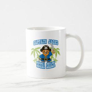 Captain Jack's Scuba Shack Coffee Mug