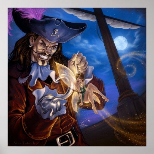 Captain James poster