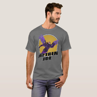Captain Joe shirt - Gray