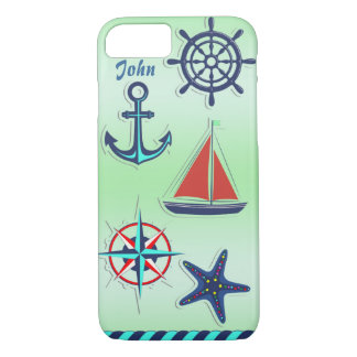 Captain John iPhone 7 Case