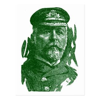 Captain John Smith, HMS Titanic Postcard