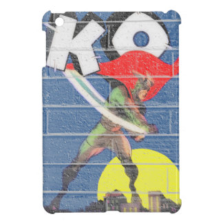 Captain K.O. iPad Mini Case