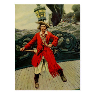 Captain Keitt Postcards