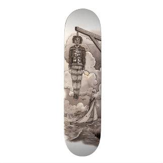 Captain Kiddless Skateboard Deck