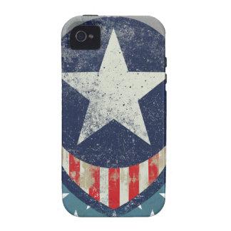 Captain Liberty Case-Mate Case iPhone 4/4S Cases