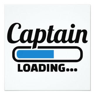 Captain loading card
