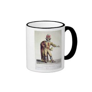 Captain Matamore Ringer Coffee Mug