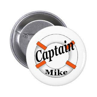 Captain Mike Gear Buttons