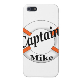 Captain Mike Gear Cases For iPhone 5
