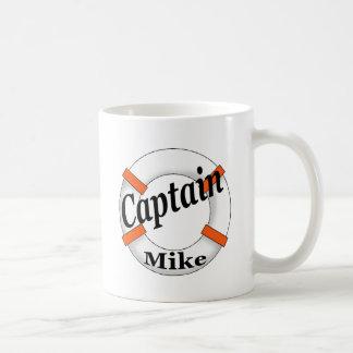 Captain Mike Gear Coffee Mug