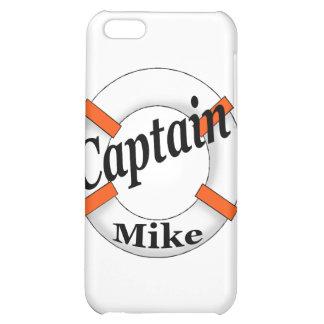Captain Mike Gear iPhone 5C Case