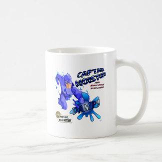 Captain Moisture: Ultimate Super Hero! Coffee Mug