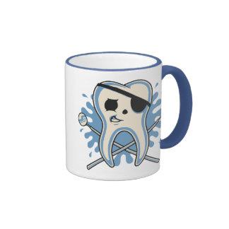 Captain Mol-Arrrr! Ringer Mug