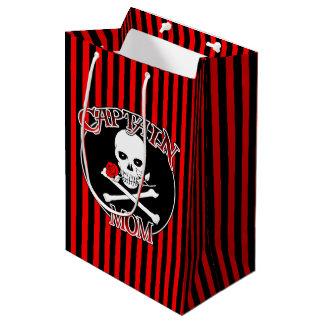 Captain Mom Gift Bag Medium Gift Bag
