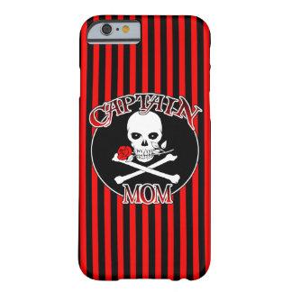 Captain Mom iPhone 6 Case