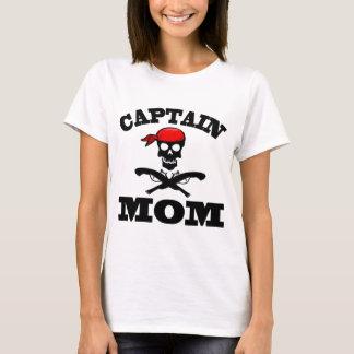 CAPTAIN MOM PIRATE T-Shirt