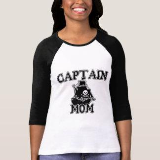 Captain Mom T-Shirt